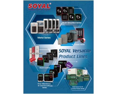 Λύσεις/Εφαρμογές Soyal
