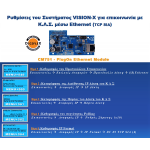 CM-751 Μονάδα Ethernet