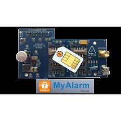 MY-744EU Μονάδα GPRS VPN MyAlarm