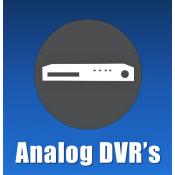 Αναλογικά DVRs