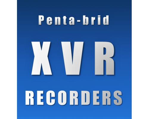 HD XVRs (5-in-1)